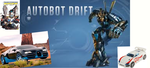 Autobot Drift Collage by Mimzy94