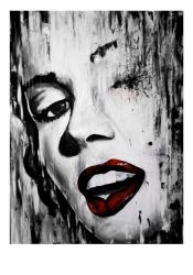 Marilyn Monroe - The broken beauty by samygpunkt