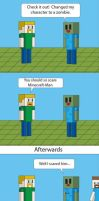Minecraft XXXIV by T-3000