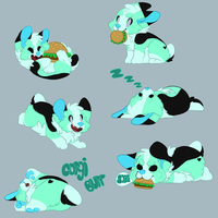 :CO: Corgi Cheebs by past-particle