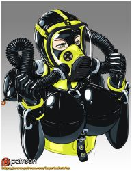 More Heavy Rubber by CommanderRab