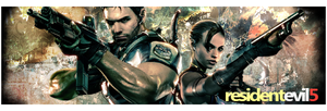 Resident Evil 5 by DrifterGria
