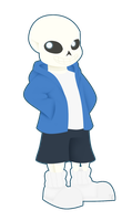 Sans by MeannCat