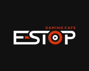 E-stop Gaming Cafe by blue2x
