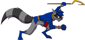 Sly Cooper by RitoSternbeck