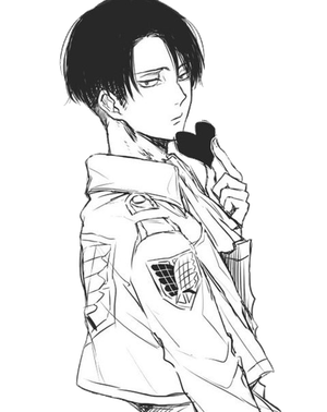 Fall For Me [Levi | Cadet! Reader] by StilemaWillow on DeviantArt