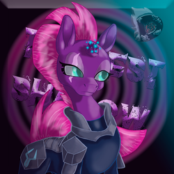 [MLP|FAN-ART] Tempest Shadow by evilfeather