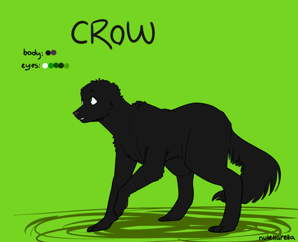 Crow Chapter 8 Reference by nutellarella