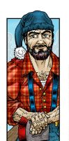 PAul Bunyan by BKMcDevitt