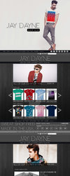 My Clothing Webstore by JAYDAYNE