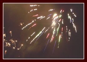 New Year's Eve 2005 Firework 1 by Yeapsystar