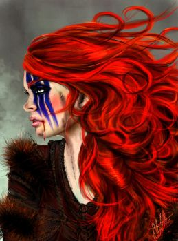 Ygritte by I-Andreea-I