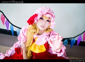 Cosfest X.2 - Flandre Scarlet by nutcase23