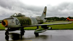 F86 Sabre by UdoChristmann
