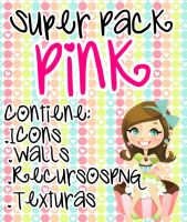Super Pack ROSA by PinkLifeEditions