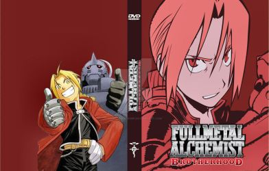 FMA DVD1 by MatthewGrimp