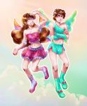 Commission - Crossover with Winx by OllyYuu