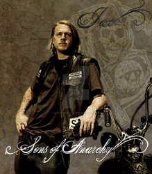Jax Teller by Wicked-Pirate-Queen