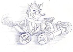 sketch: CTR by RAIKULUNA