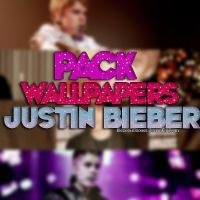 Pack de Wallpapers HQ Justin Bieber by BieberEditionss