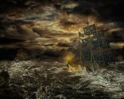 Ghost Ship by gestandene