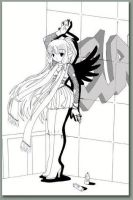Chii new clothing by Shimoyo by chobits-club