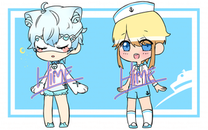 [CLOSED] Set Priced Adoptables by Himetochan