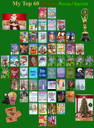 My Top 60 Christmas Movies and Specials by nachidarcy