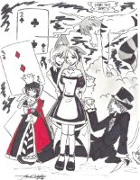 Mad tea party by kocoum