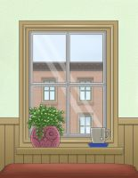 Windowsill by jcling