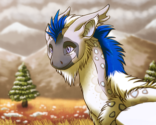 Snowsquall Tundra by SpitfiresOnIce