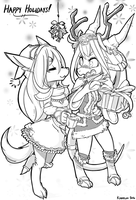 Mistletoe by Kameloh