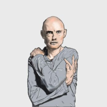 Billy Corgan in Grey finished by Zandoz