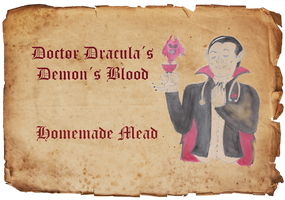 Doctor Draculas Demons Blood by nekokolove