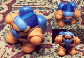 Clay Diver Danny Danger by MadGoblin