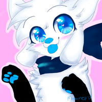 poofy poofy pop by CheshireBoom