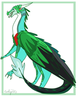 quetzal redraw by morning-feather