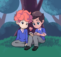 In a Heartbeat by Drawn-Mario