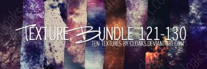 Texture Bundle 121-130 by cloaks