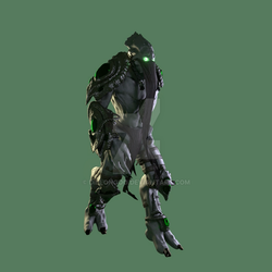 Zeratul Walk Cycle (3D Fan Art) by dillongoo