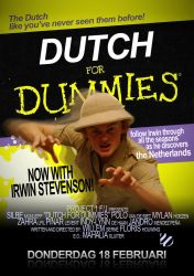 Dutch for Dummies film poster. by WillemWorks