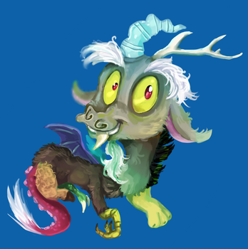 Discord by GingerAdy