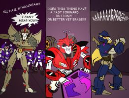 TFP: Favorite moments of 'Patch' by xero87