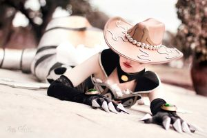 LoL: Cassiopeia by JoviClaire