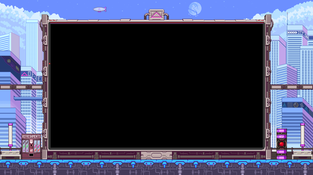 Iconoclasts Super Game Boy Wallpaper Daytime by ScepterDPinoy