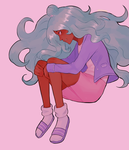 pastel girl by peachycocoa