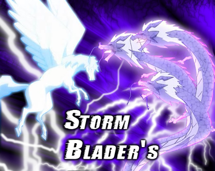 Storm Bladers Banner by RAW6319