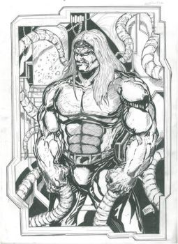 Omega red by BSarilar