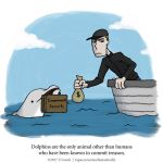 A Fantastically False Fact About Dolphins by Zombie-Kawakami