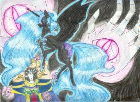 Gods of Nightmare by FountainStranger